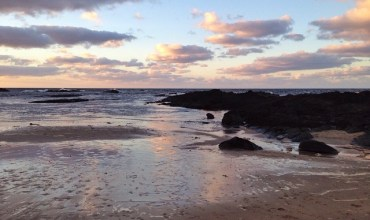 Late afternoon in Portballintrae
