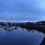 Another early morning in Bangor, Co Down
