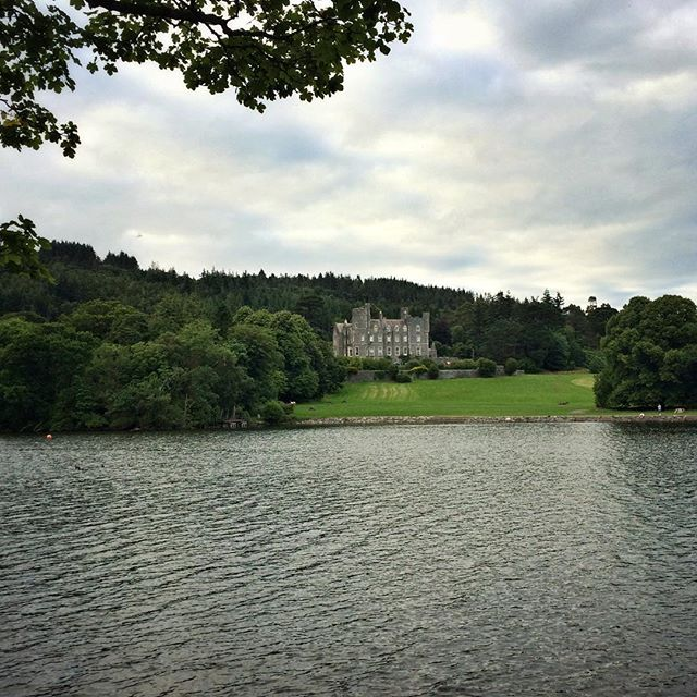 Great to be back at Castlewellan