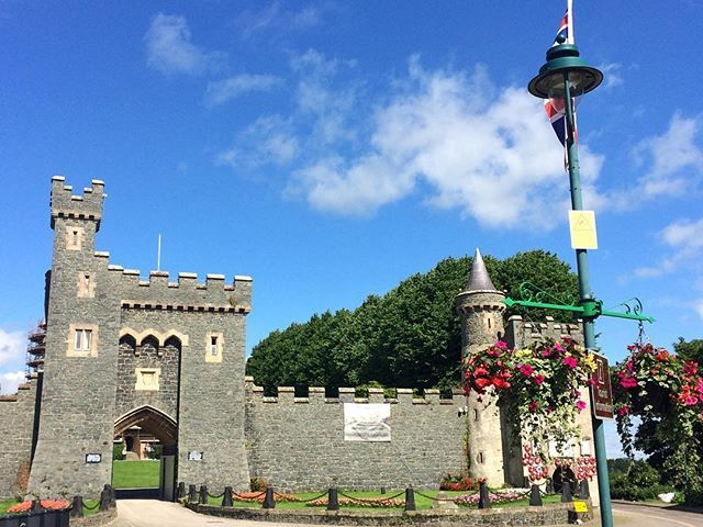 Lovely day for a Janmary Designs delivery road trip (including Killyleagh and Newtownards)