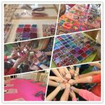 Busy day – two Janmary Designs kids parties today