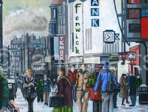 the eldon northumberland st Gicleeprint 2013