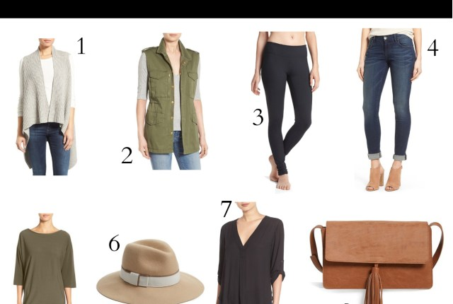 Top 10 under $50 Nordstrom Sale