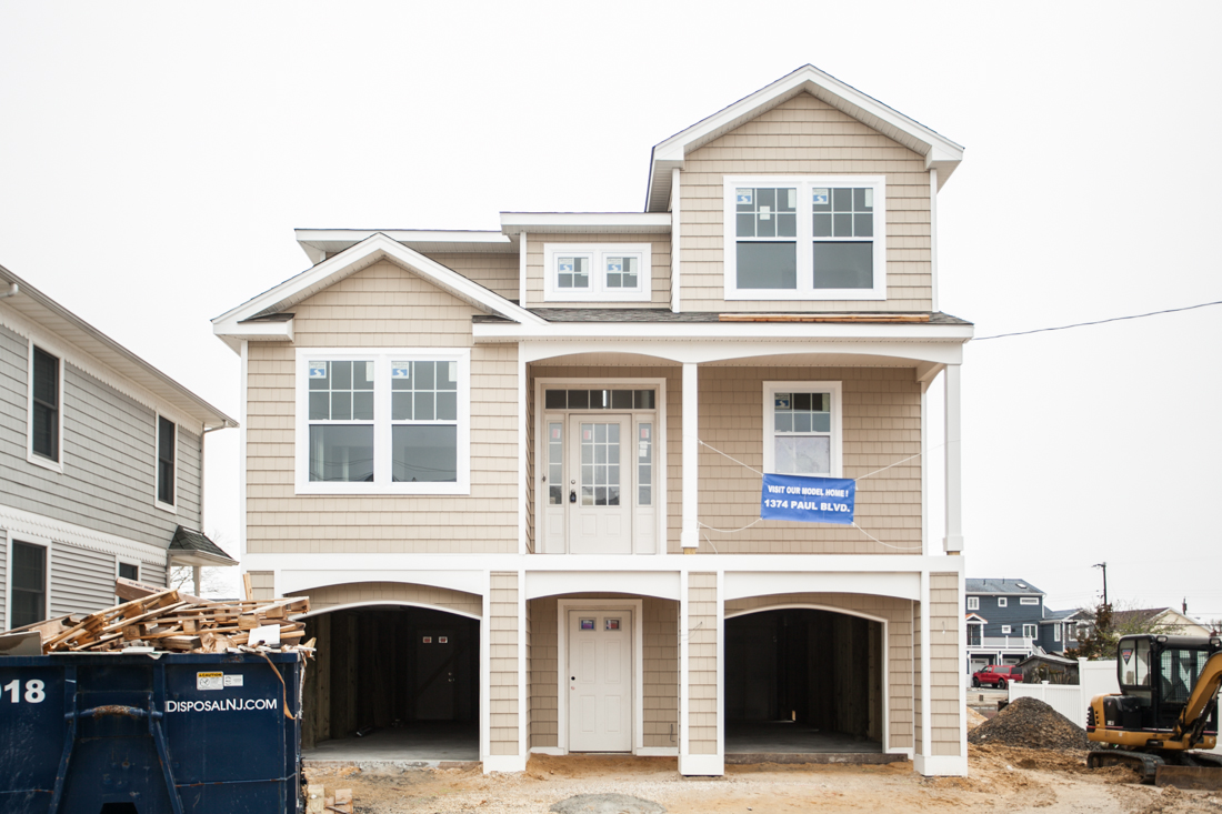 new construction homes nj manahawkin nj custom home