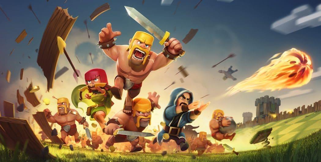 5 Jeux mobiles qui ressemblent à Clash Of Clans