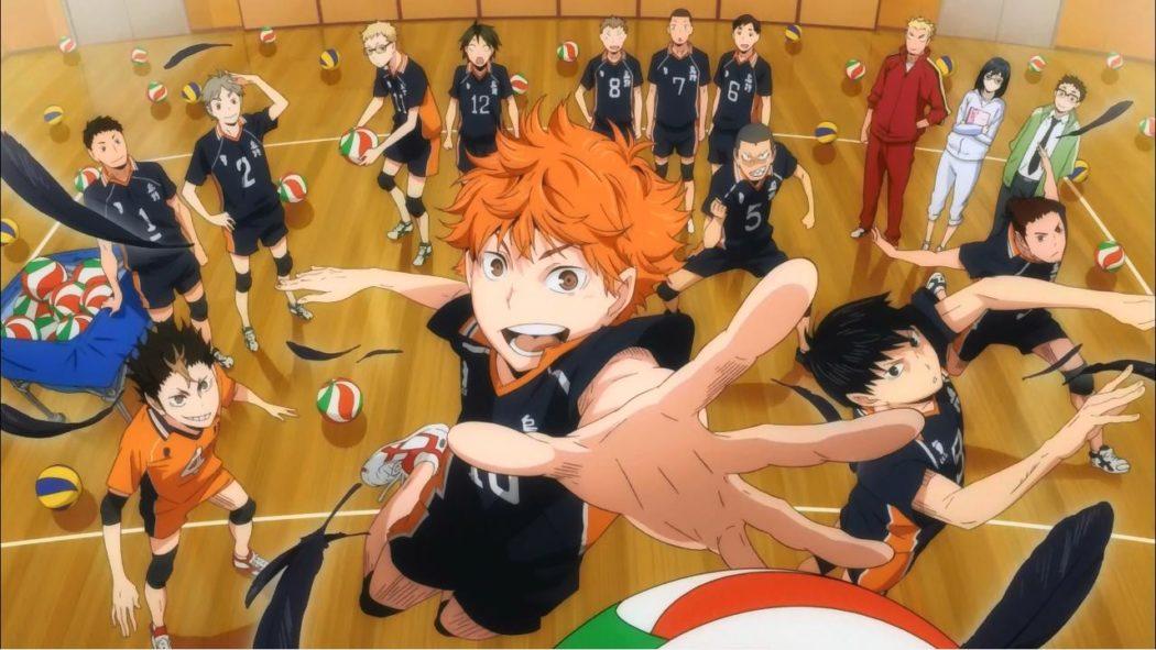 Haikyuu!! : Les As du volley