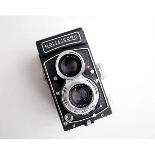 Medium Crop Of Medium Format Film