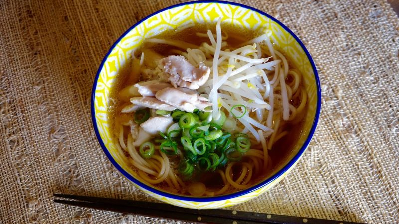 Large Of Chicken Ramen Recipes