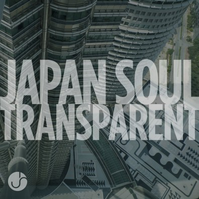 """Transparent"" Single by Japan Soul"
