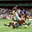 Soccer - 1986 World Cup - Quarter Final - England v Argentina