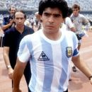 Soccer - World Cup Mexico 1986 - Group A - Argentina v Bulgaria