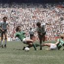 Mexico World Cup Soccer Final match 1986