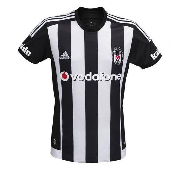 Beşiktaş 2015-2016 yeni sezon formaları