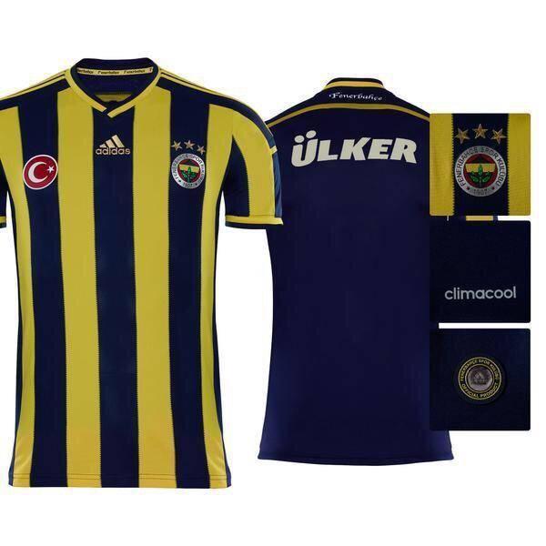 Fenerbahçe 2014/15 yeni formalar