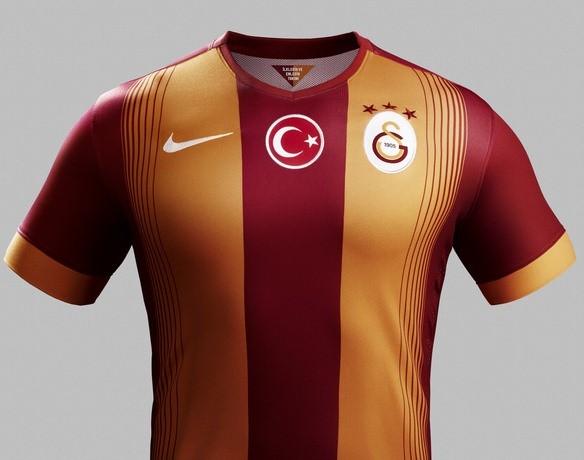 Galatasaray 2014/15 yeni formalar