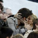 Shakira Gets Some Love At Soccer Game