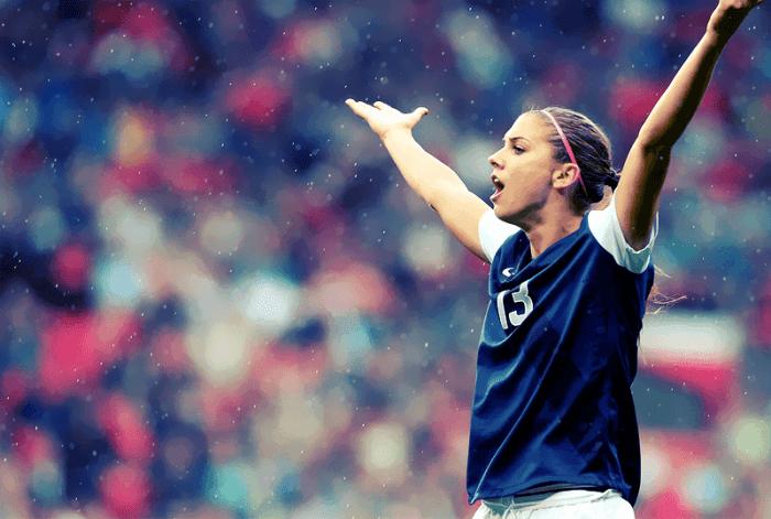 Futbol Onunla Daha Güzel: Alex Morgan