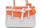 حقيبة نسائية برتقالية