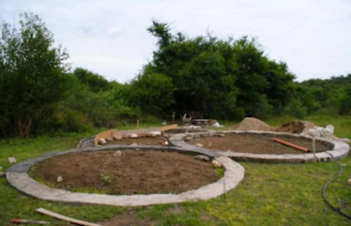 cerca para jardim passo a passo uma casa em superadobe passoapasso