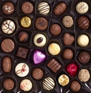 Chocolate aumenta a circulação de sangue nas genitálias de um homem