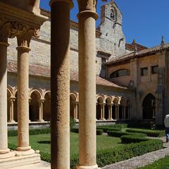 Monasterio-abadía-románico-palentino
