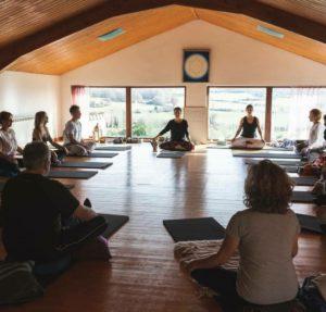 RETIRO Meditación, Yoga, sonido y movimiento. 29 de Julio-1 de Agosto. @ Jardín Mandala | Valberzoso | Castilla y León | España