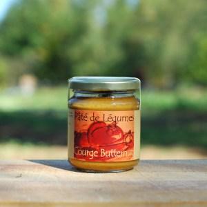 pâté de légumes bio courge butternut