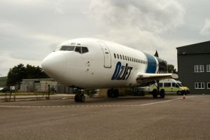 B737 Trainer operated by JARE ATP
