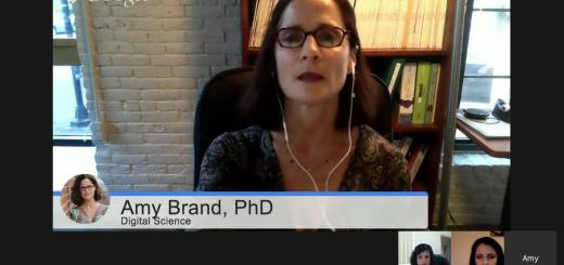In The Spotlight with Dr Amy Brand: Digital Science