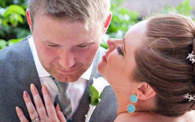 Amber & Ross's Enchanting, Tequila Terrace Wedding at Now Sapphire Riviera Cancun