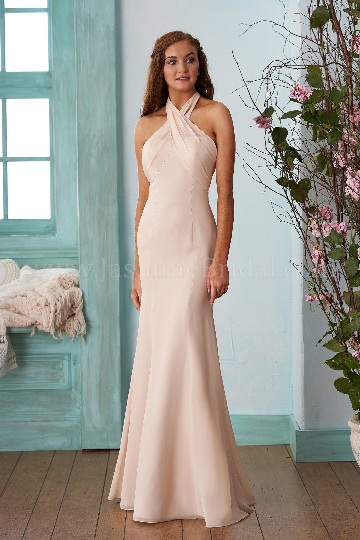Lovable Long Sweeart Neckline Poly Chiffon Bridesmaid Dress Sash Bridesmaid Dresses 2017 Bridesmaid Dresses 2018 wedding dress Unique Bridesmaid Dresses