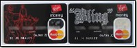 My 2 Virgin credit cards