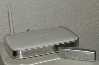 Netgear Wireless ADSL Modem Router