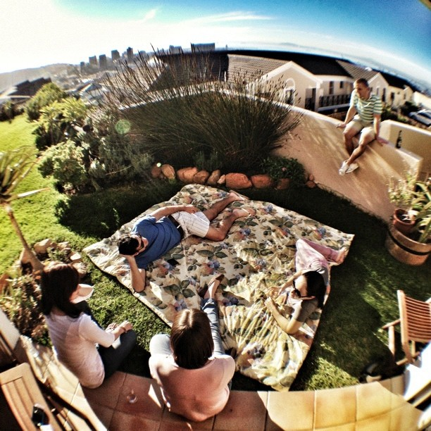 friends Olloclip fish-eye