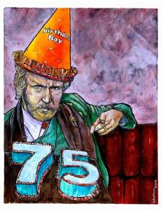 Harry Nilsson Birthday