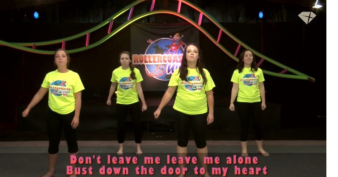 2016 VBS - Alone