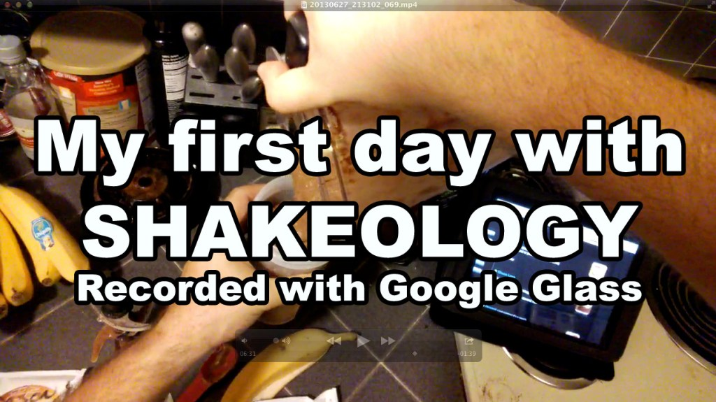 first-shakeology