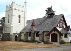 The historical Jasper Anglican Church