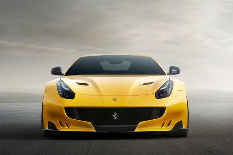 Nieuwe Ferrari F12 TdF Slide 3