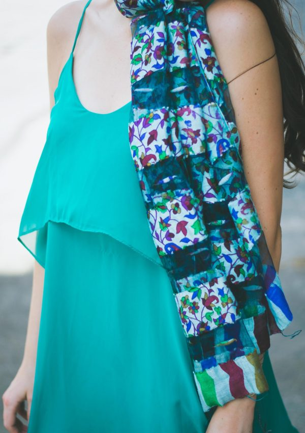 Chic Summer Scarf