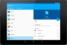 Aplikasi App Cloner di Android