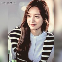 Kim Ji-won di Instagram