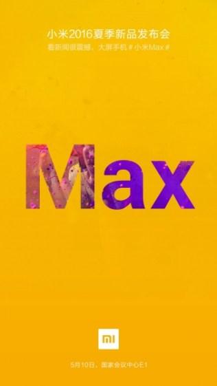 Kamera Mi Max
