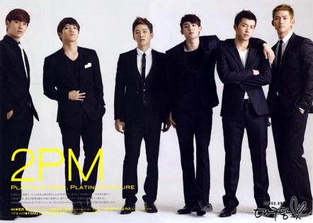 Poster dan Gambar K-Pop Grup 2PM (3)