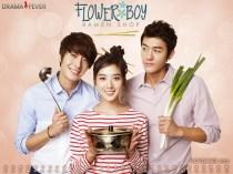 """K-Drama Poster """"Flower Boy Ramyun Shop"""""""
