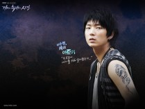 Korean Drama Poster Time Between Dog and Wolf (2)