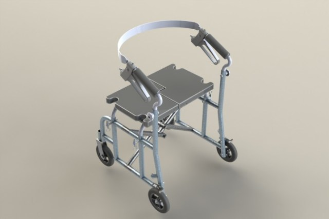 Fully Adjustable Walker