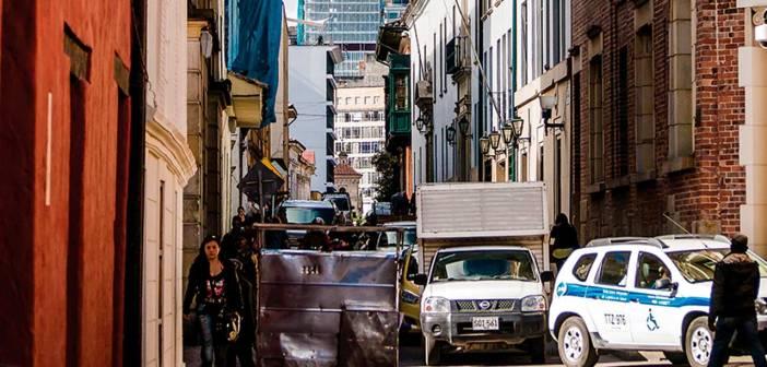 La segregación vista a través de la edificación en Bogotá