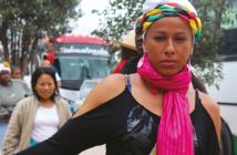 Las mujeres cumplen un papel fundamental en la lucha contra la minería ilegal, como se evidencia en la investigación sobre 'La Resistencia'. FOTO: Archivo particular.