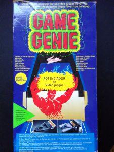 Game Genie Nintendo NES 1